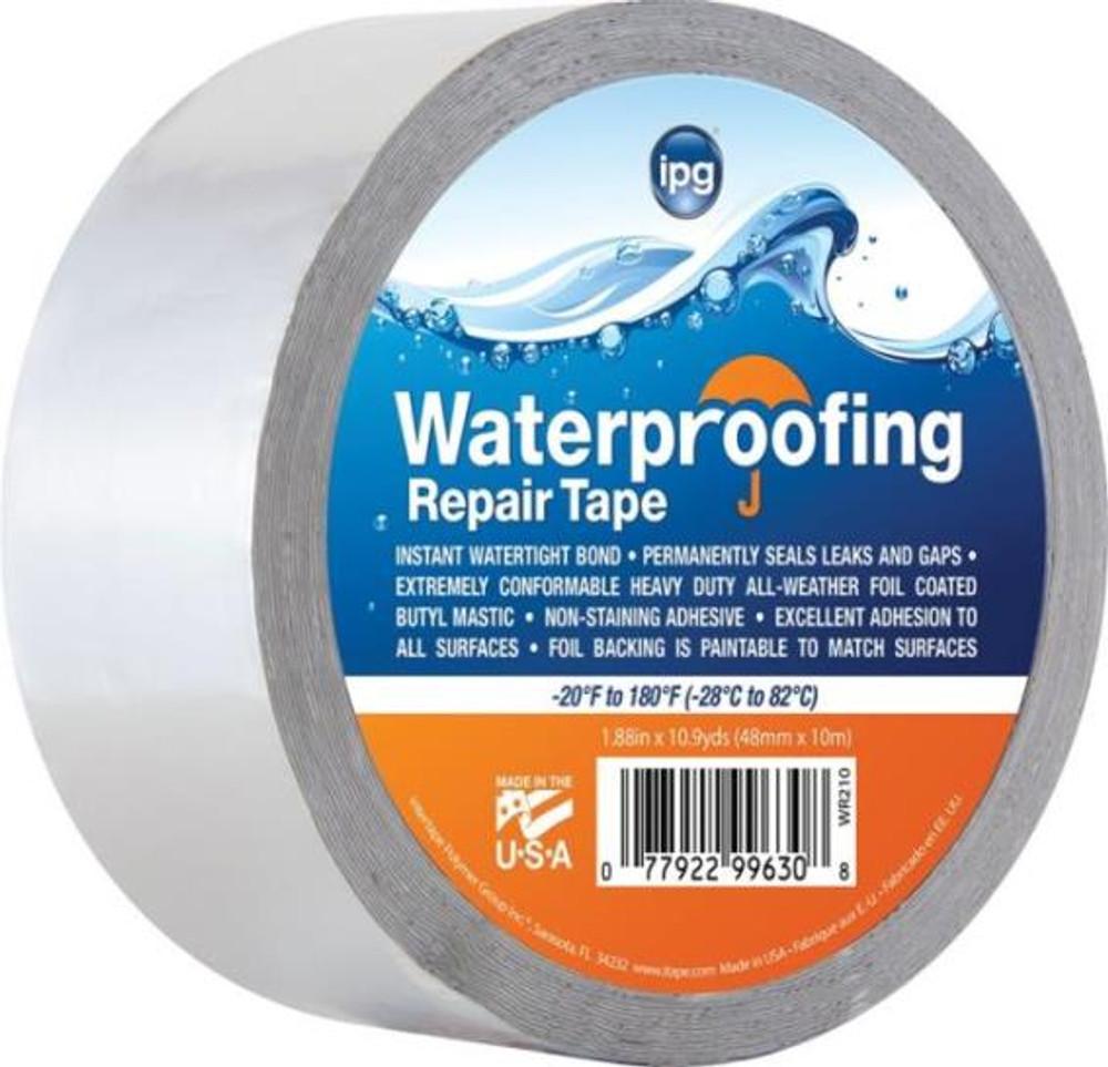 """Waterproofing Repair Tape, 1.88"""" x 10.9 Yds"""