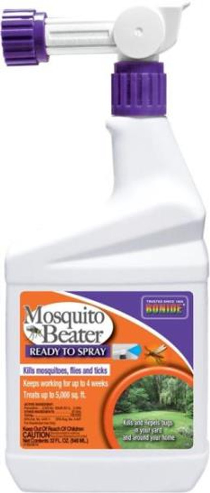 Bonide, Mosquito Beater, Hose End Spray, Qt
