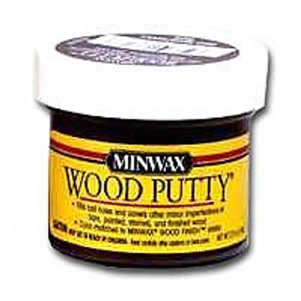Minwax, Wood Putty, Red Mahogany, 3.75 Oz