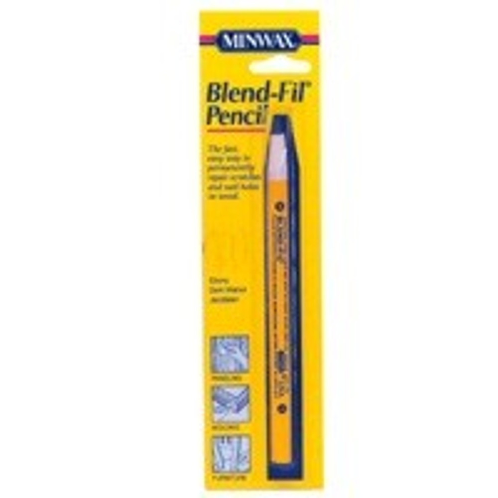 Minwax Blend-Fil Pencil #5 Colored Wood Filler, Colonial Maple