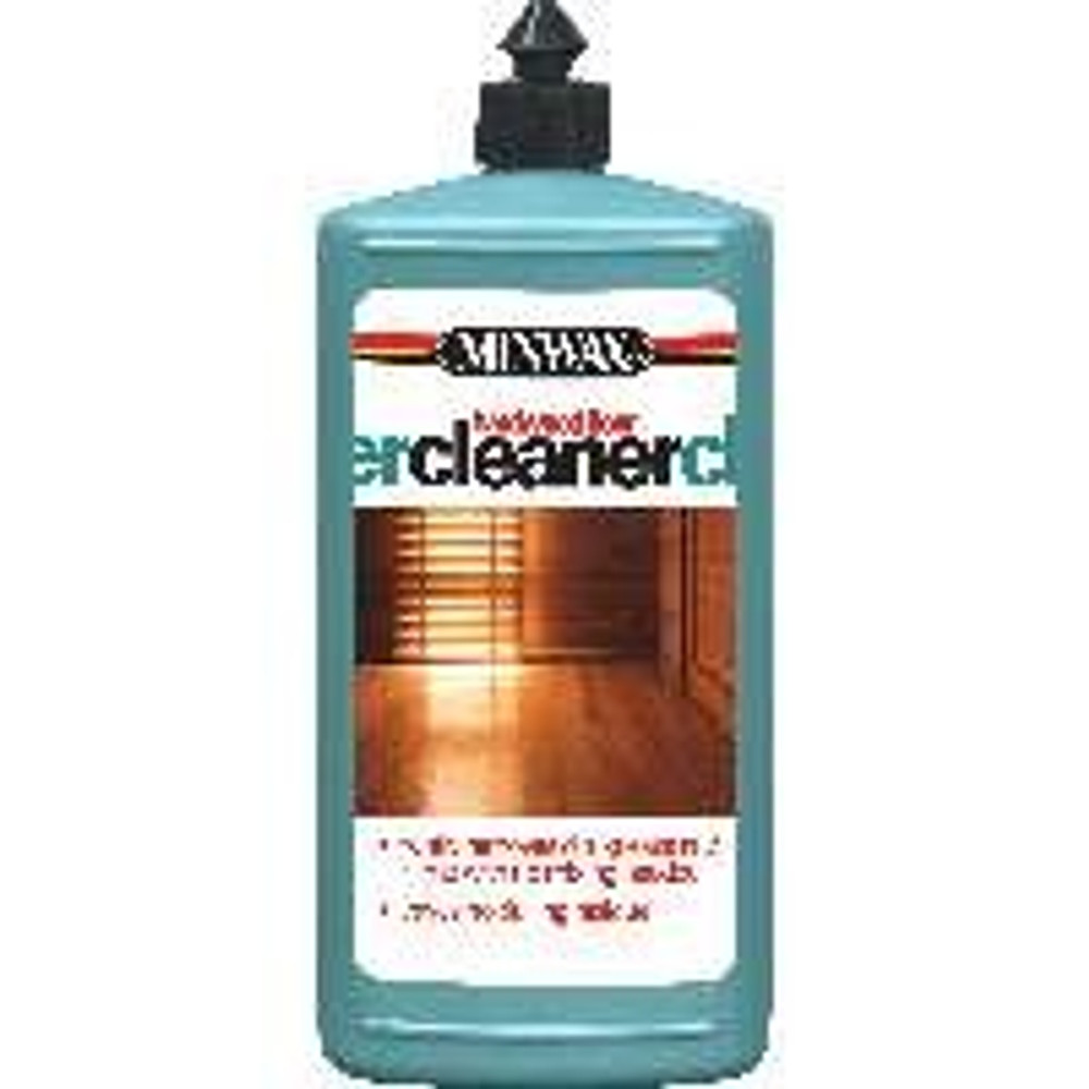 Minwax, Hardwood Cleaner, 32 Oz