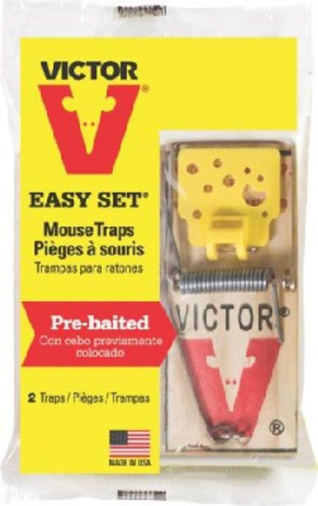 Mouse Trap, 2 Pack