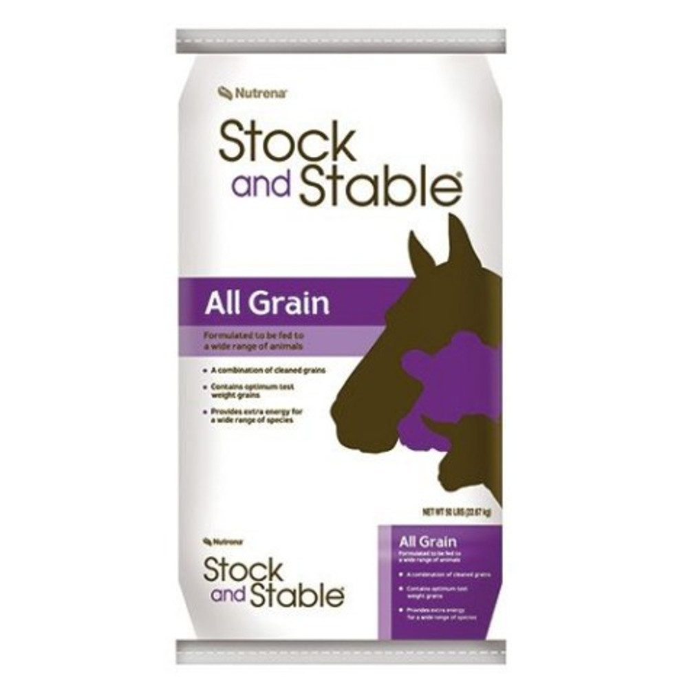 Stock & Stable 12% Multi-Species Textured 50 Lb