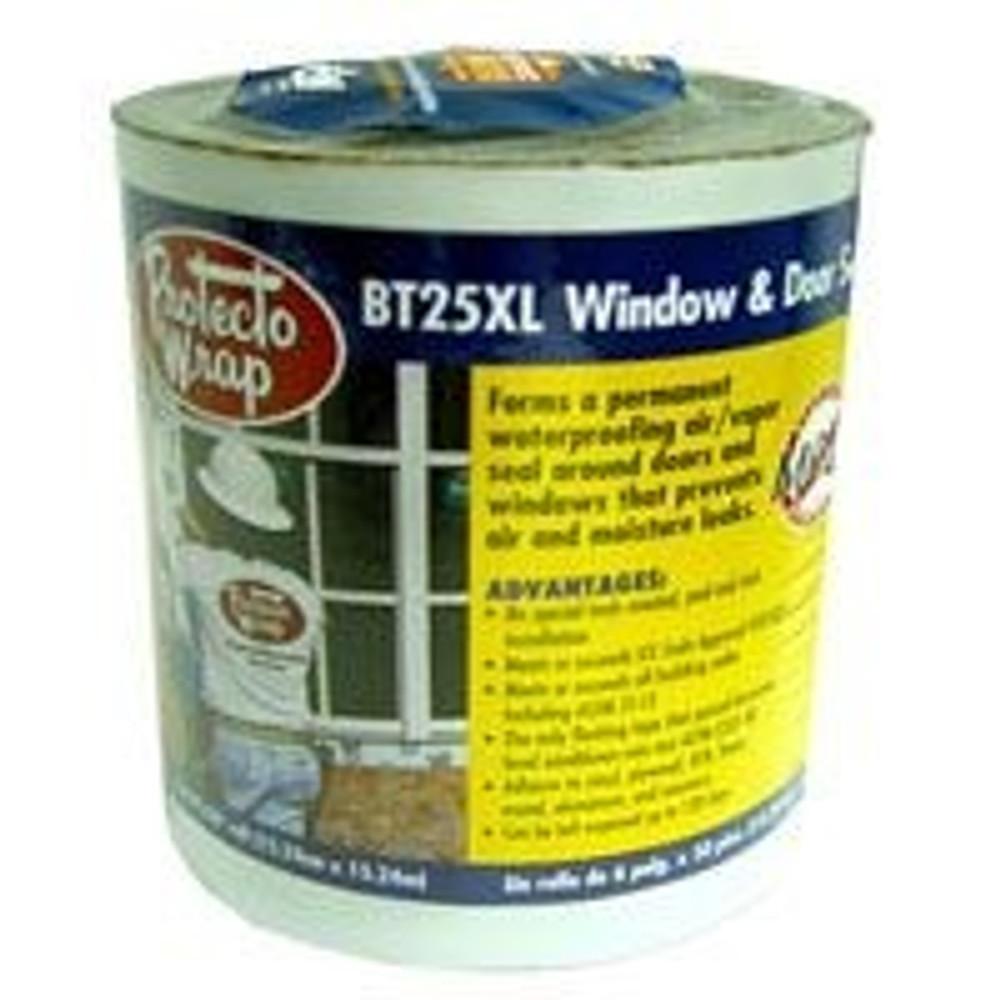 """Protecto Wrap, Window & Door Sealing Tape, 12"""" x  75'"""