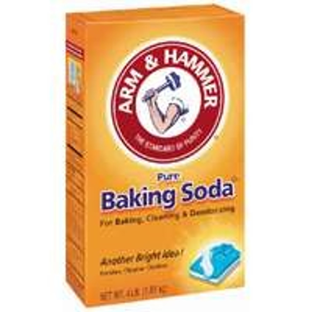 Arm & Hammer,Baking Soda 4 Lb