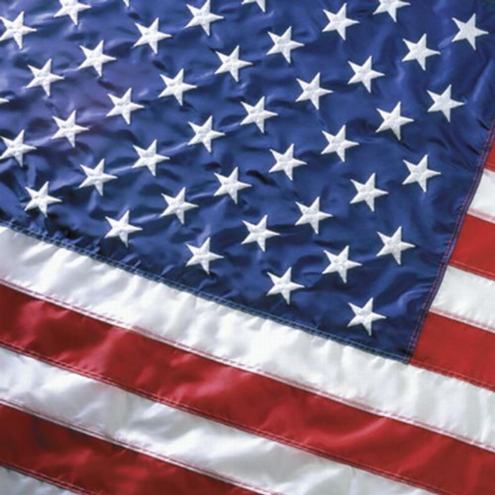 US Flag,  2' x  3', Perma-Nylon