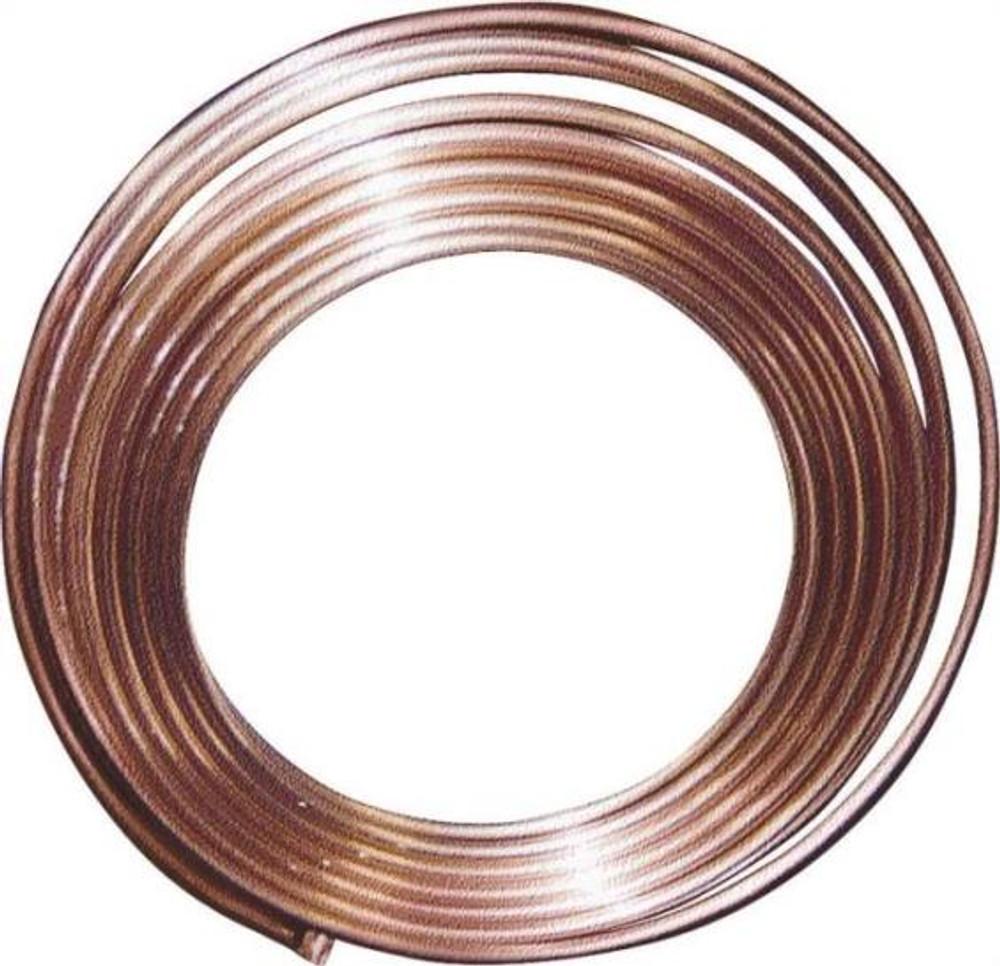 "Copper Tubing, 5/8"" x  50', Soft"