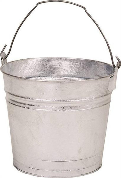 Galvanized Pail,   8 Quart