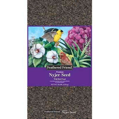 Feathered Friend, Nyjer Seed,  5 Lb