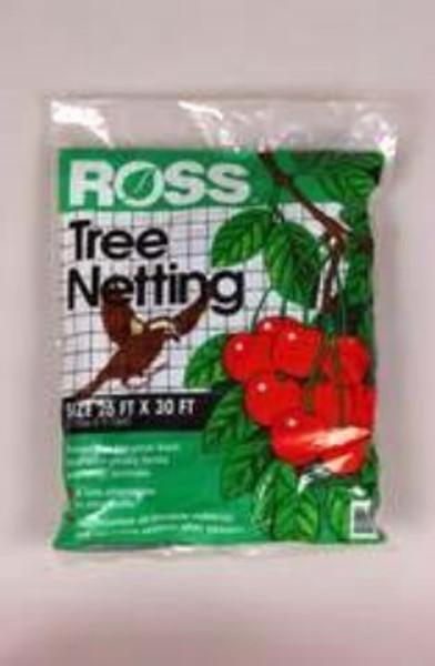 Garden/Tree Netting 26' X 30' Plastic