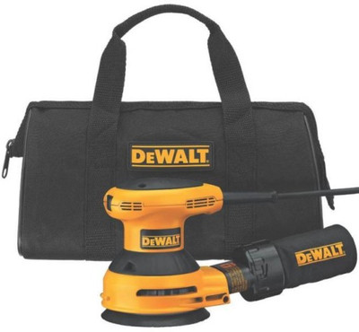 "DeWalt Model D26451K, Random Orbit Corded Sander, 5"", Hook & Loop"