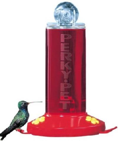 Hummingbird Window Feeder, 8 Oz Capacity