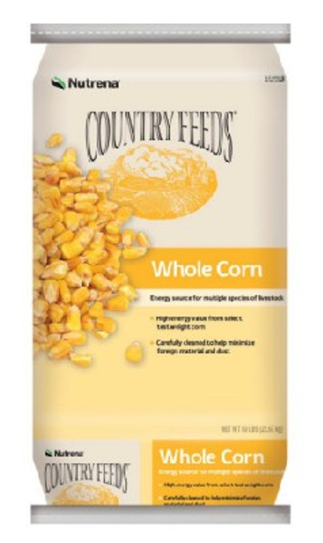 Country Feeds Whole Corn, 50 Lb