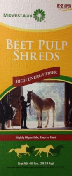 Shredded Beet Pulp W/O Molasses 40 Lb