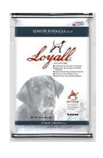 Loyall Senior Dog Feed, 25/10, 20 Lb