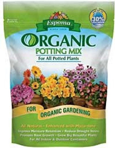 Espoma, Organic Potting Mix 8 Qt