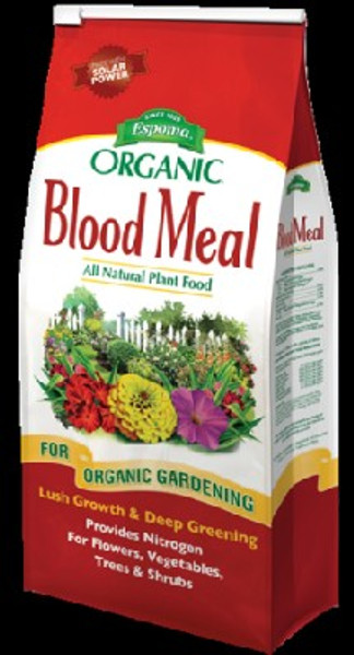 Espoma, Organic Blood Meal, 17 Lb, 12-0-0