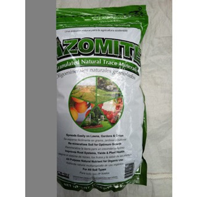 Azomite Granulated Natural Trace Mineral 10 Lb