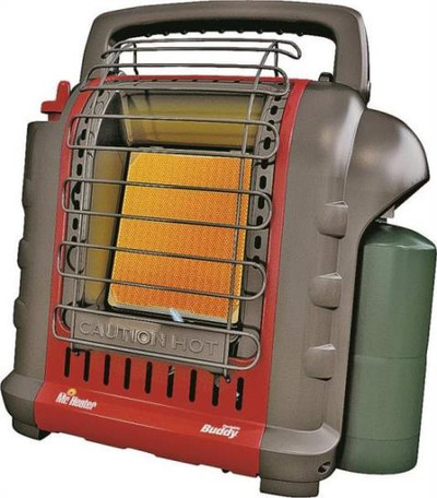"Mr Heat, ""Portable Buddy"" Heater"