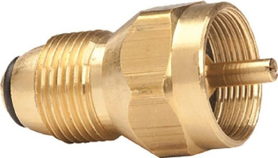 Propane Cylinder, Refill Adapter