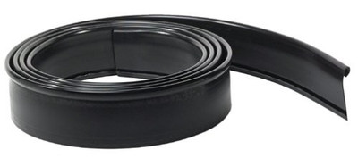 "Lawn Edging  5"" X 20' Black Plastic"