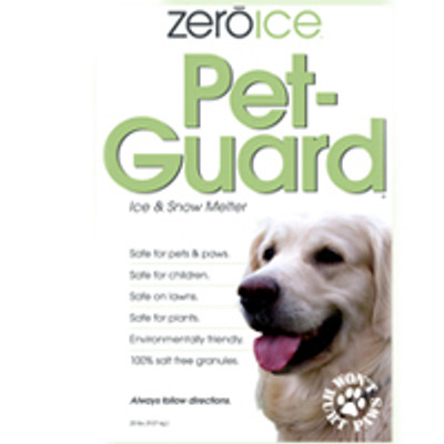 Pet Guard Ice Melt, 20 Lb Bag