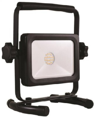 LED, Portable Work Light, Rechargable 1,500 Lumens