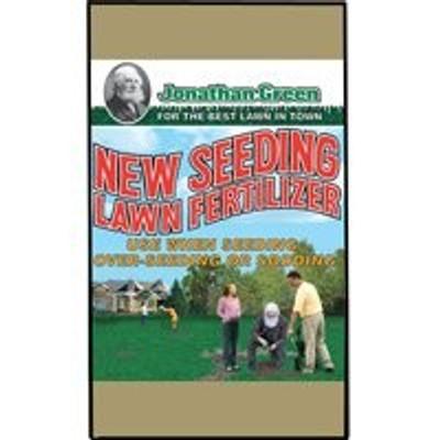 Jonathan Green, Lawn Seed Starter, 12-18-8, 15 Lb