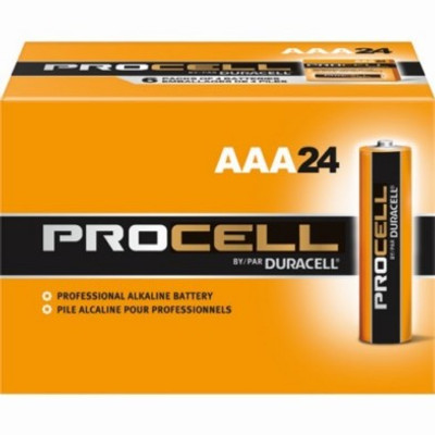 ProCell, AAA Bulk Battery, 1.5 V, 24 Pack