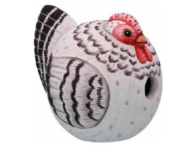 Songbird Gord-O-Birdhouse Grey Hen