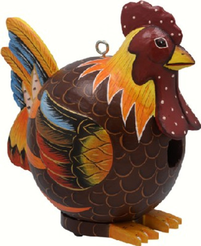 Songbird Gord-O-Birdhouse Rooste
