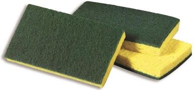 """3M Model #74 Scrubbing Sponge, 3.69"""" X 6.13"""""""