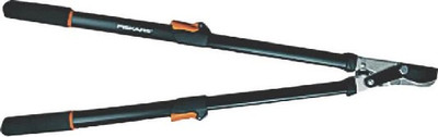 "Fiskars, Telescoping Bypass Lopper, 25"" - 37"""