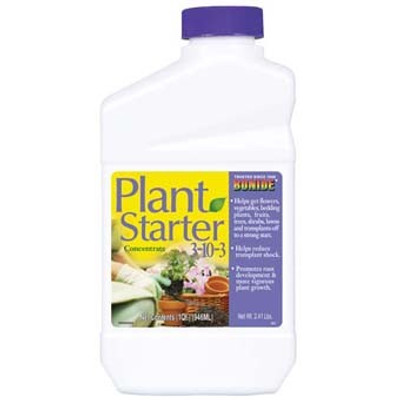 Bonide, Plant Starter Solution, Quart