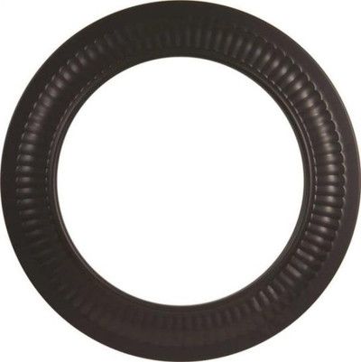 "Stove Pipe, Black, 6"", Collar"