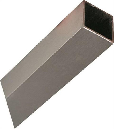 "Aluminum Square Tube, 3/4"" x 36"", Mill Finish"