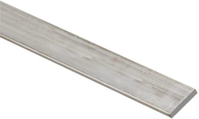 "Aluminum Bar,  3/4"" x 1/8"" x 36"", Mill Finish"