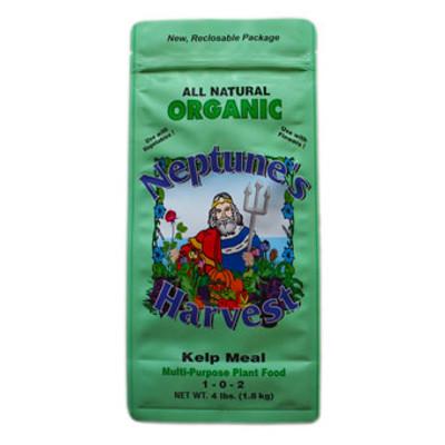 Neptunes Harvest Organic Kelp Meal, 4 Lb, 1-0-2