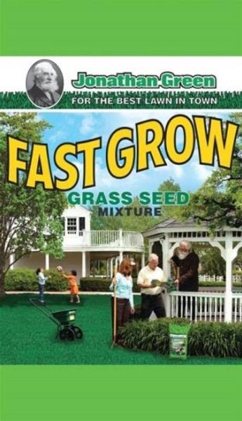 Jonathan Green, Fast Grow Grass Seed 25 Lb