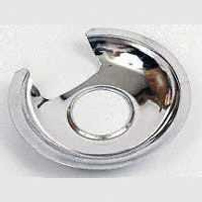 "Electric Range, Reflector Drip Pan, 6"", Chrome, GE & Hotpoint"