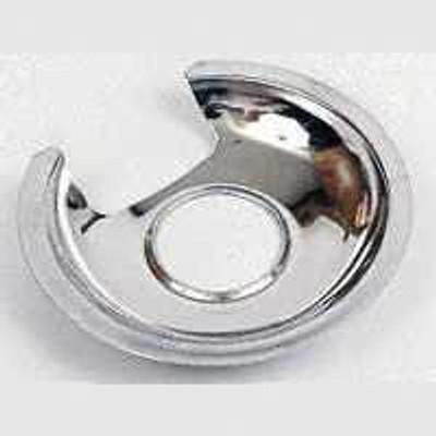 "Electric Range, Reflector Drip Pan, 8"", Chrome"