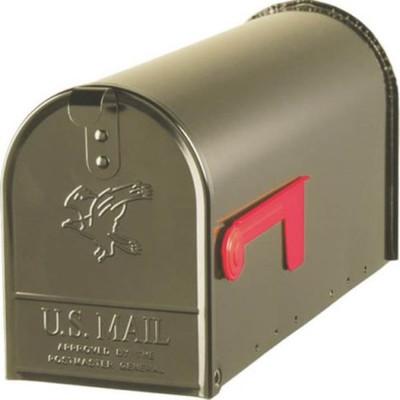 Rural Mailbox, Bronze