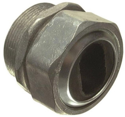 """Romex, Water-Tight Connector, 1/2"""""""