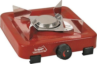 Propane Camp Stove, 1 Burner