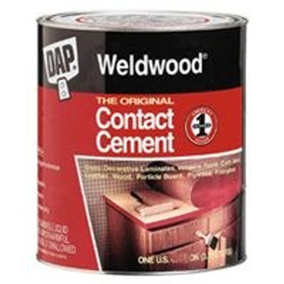 Weldwood Contact Cement, Gallon