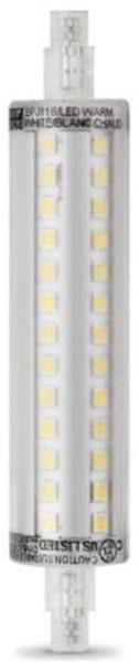 "LED, R7S, 8 Watts, 800 Lumens, 4.68"" x .875"""