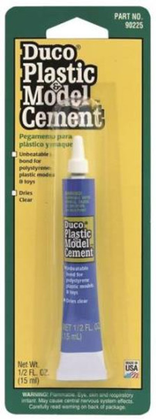 Duco Model Cement, 1/2 Oz Tube