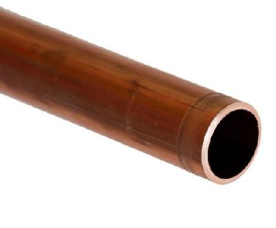"Copper Tubing, 1"" x 10', Type ""L"""