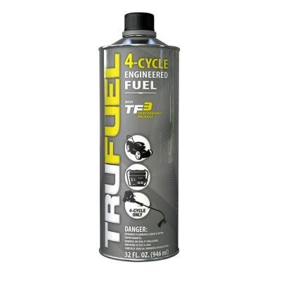 TruFuel 4-Cycle Engine Fuel,  32 oz, 92 Octane