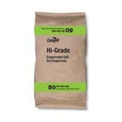 Salt, Evaporated Salt, Hi-Grade, 50 Lb